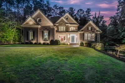 Sandy Springs Single Family Home For Sale: 8340 Hewlett Road