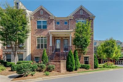Atlanta GA Condo/Townhouse For Sale: $489,900