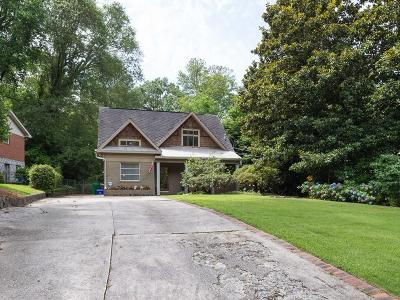 Atlanta Single Family Home For Sale: 1399 Christmas Lane