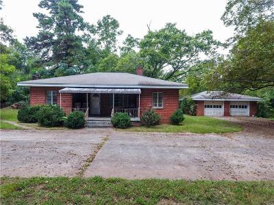 Oakwood Single Family Home For Sale: 4746 Plainview Road