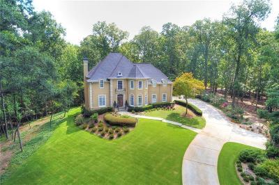 Johns Creek Single Family Home For Sale: 10575 Montclair Way