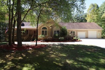 Dallas Single Family Home For Sale: 316 Antioch Church Spur