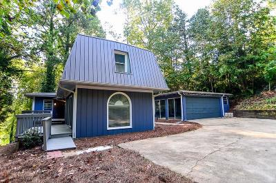Dawsonville Single Family Home For Sale: 240 Chappell Road