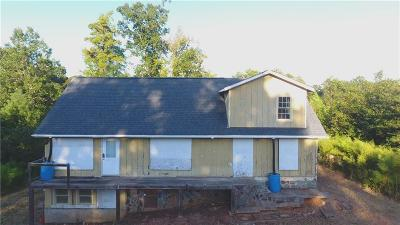 Single Family Home For Sale: 7210 Cantrell Road