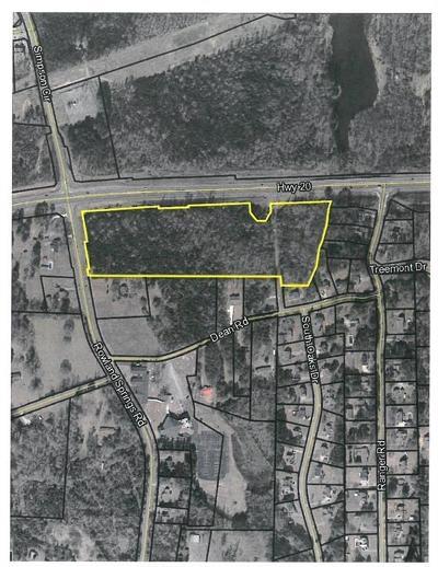 Cartersville Land/Farm For Sale: Hwy 20