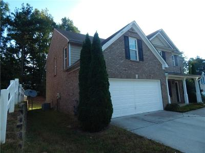 Grayson Single Family Home For Sale: 1900 Cooper Lakes Drive