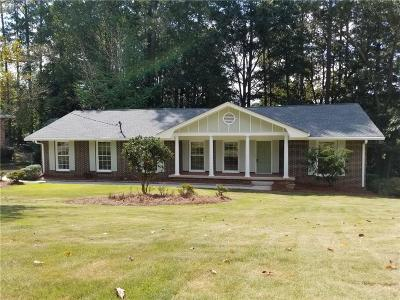 Decatur Single Family Home For Sale: 1701 Deerfield Circle