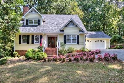 Bartow County Single Family Home For Sale: 20 Sherman Lane