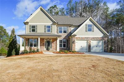 Acworth Single Family Home For Sale: 2874 Glenburnie Court