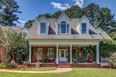 Oxford Single Family Home For Sale: 640 W Macedonia Church Road