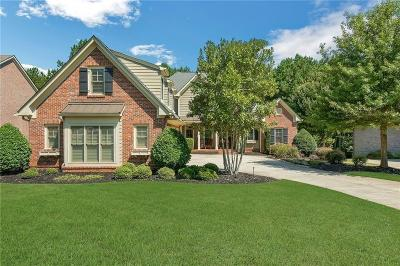 Woodstock Single Family Home For Sale: 118 Millstone Manor Court