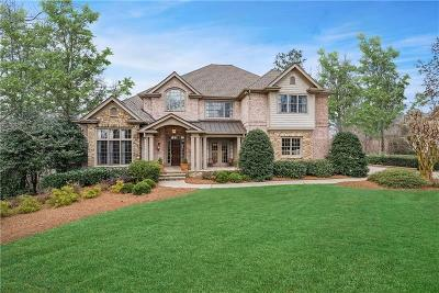 Sandy Springs Single Family Home For Sale: 5210 Riverview Road