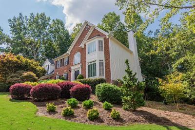 Woodstock Single Family Home For Sale: 3104 Royal Troon