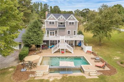 Dacula Single Family Home For Sale: 1768 Hood Road