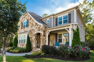 Roswell Single Family Home For Sale: 3453 Nettle Lane NE
