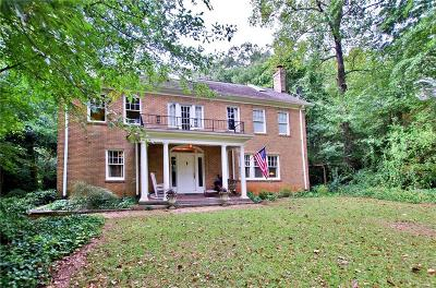 Druid Hills Single Family Home For Sale: 1295 N Decatur Road NE
