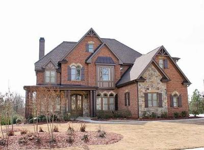 Lawrenceville Single Family Home For Sale: 1805 Angus Lee Drive