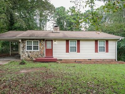 Kennesaw Single Family Home Contingent-Due Diligence: 21 Yvette Court NE