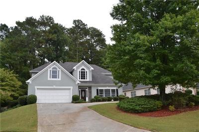 Roswell  Single Family Home For Sale: 255 Nesbit Entry Drive