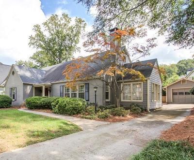 Decatur Single Family Home For Sale: 172 Vidal Boulevard