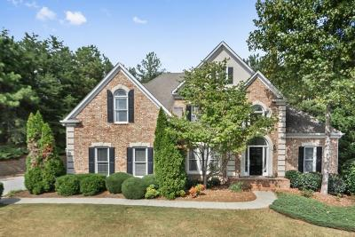 Sandy Springs Single Family Home For Sale: 545 Woodmoore Court