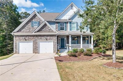 Woodstock Single Family Home For Sale: 248 Highlands Drive