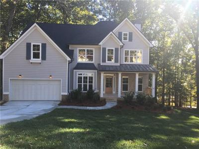 Peachtree Corners Single Family Home For Sale: 6646 Lockridge Drive