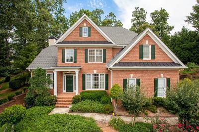 Dacula Single Family Home For Sale: 3980 Fairlane Drive