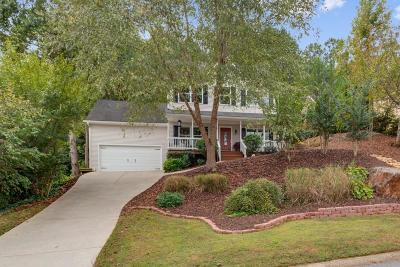 Woodstock Single Family Home For Sale: 1652 Willow Way