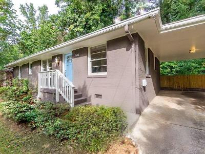 East Atlanta Single Family Home For Sale: 2602 Flagstone Drive SE