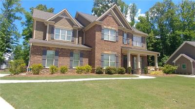 Acworth Single Family Home For Sale: 4470 Talisker Lane NW