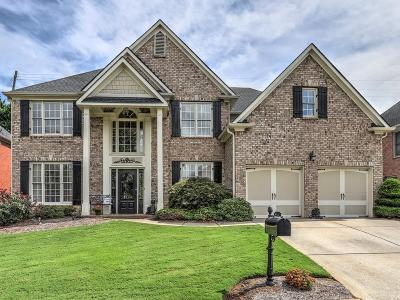 Marietta Single Family Home For Sale: 4931 Green Pointe Way
