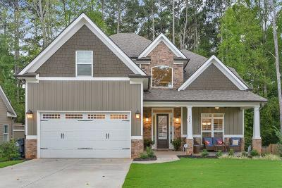 Acworth Single Family Home For Sale: 4907 Zachary Court