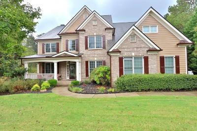 Acworth Single Family Home For Sale: 74 Pullman Trail