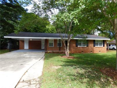 Morrow Single Family Home For Sale: 1216 Dove Ct Court