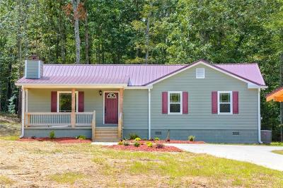 Bremen Single Family Home For Sale: 140 Brittany Drive