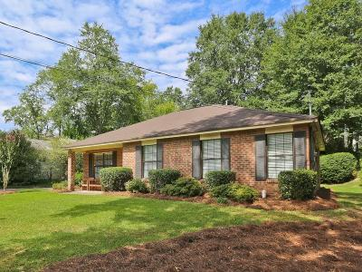 Brookhaven Single Family Home For Sale: 1406 Cartecay Drive NE