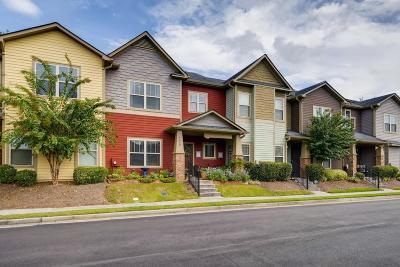 Acworth Condo/Townhouse For Sale: 4320 Sandy Pointe #19