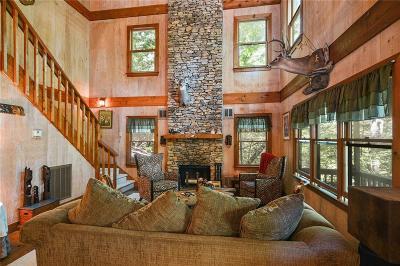Jasper Single Family Home For Sale: 242 Buckshull Hollow Drive