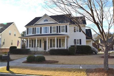 Grayson Single Family Home For Sale: 551 Pine Grove Avenue