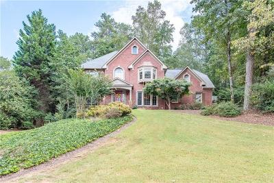 Single Family Home For Sale: 1318 Hidden Brook Lane NW