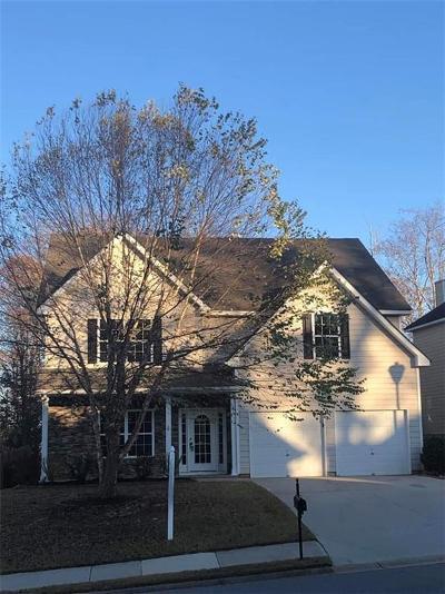Cumming Single Family Home For Sale: 4360 Ambassador Way