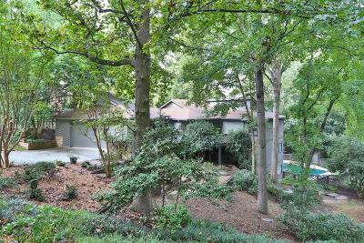 Alpharetta Single Family Home For Sale: 8710 S Mount Drive