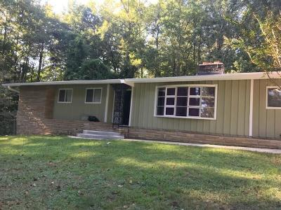 Lithia Springs Single Family Home For Sale: 6805 Old Beulah Road