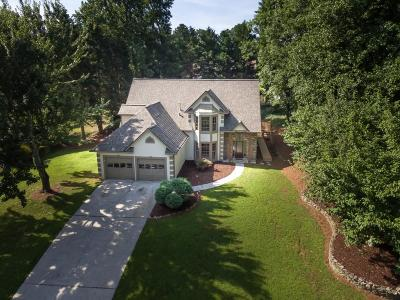 Alpharetta Single Family Home For Sale: 190 Red Oak Lane