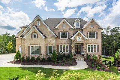Milton  Single Family Home For Sale: 105 Tolhouse Court