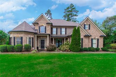 Dacula Single Family Home For Sale: 4250 Lantern Hill Drive