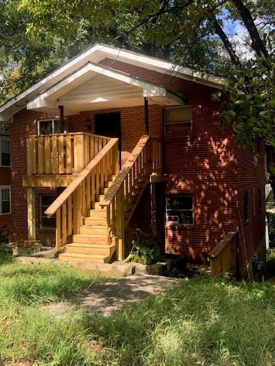 Single Family Home For Sale: 534 Morgan Street NE