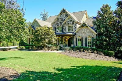 Milton Single Family Home For Sale: 1249 Basnett Drive