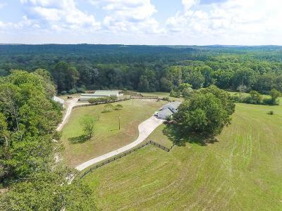 Paulding County Single Family Home For Sale: 1833 Cohran Store Road